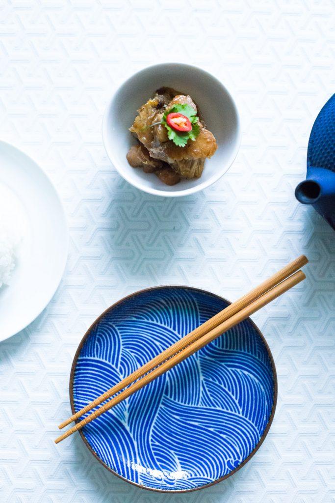 recept voor Vietnamese vis gekarameliseerd