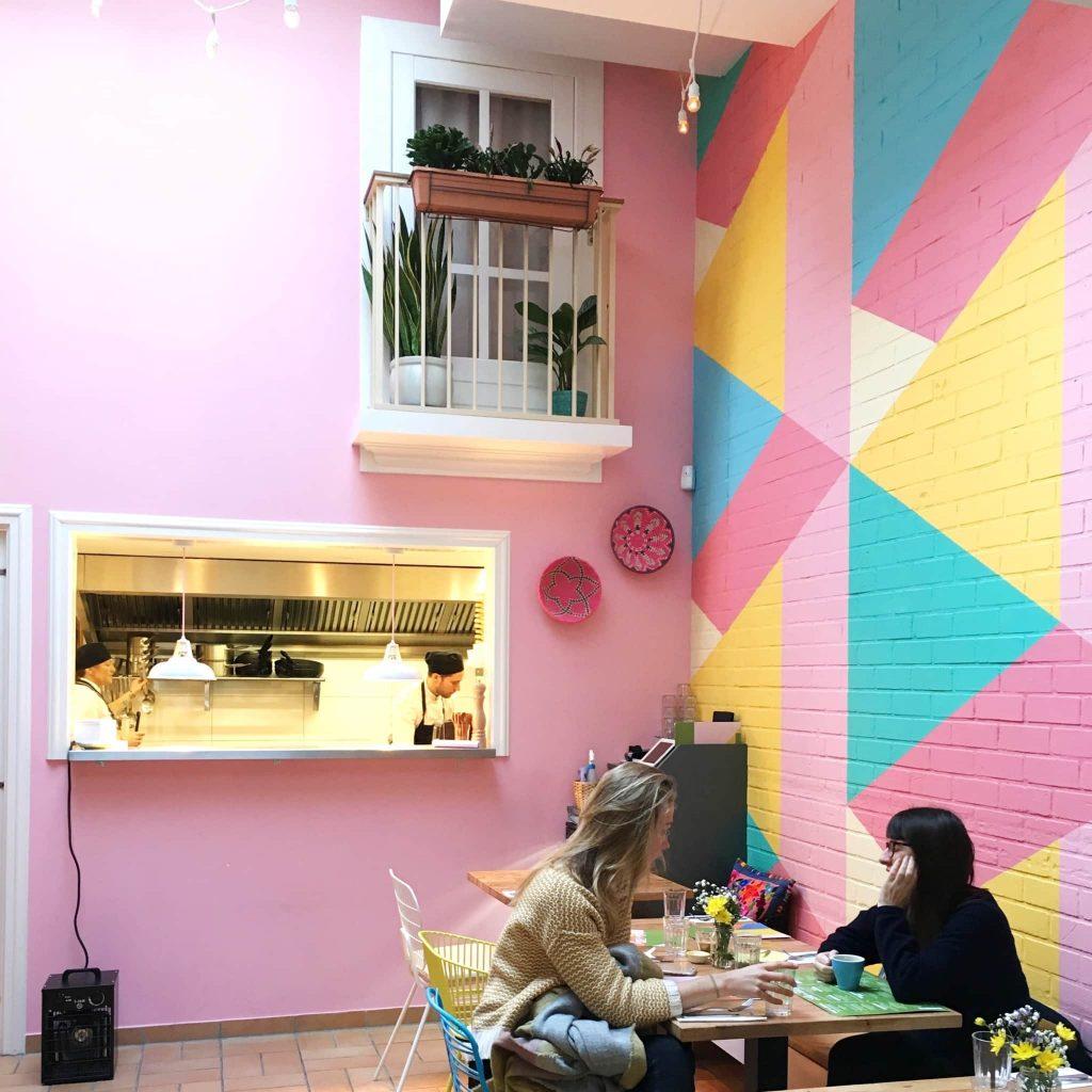 Los feliz serves Cali Mex in Amsterdam