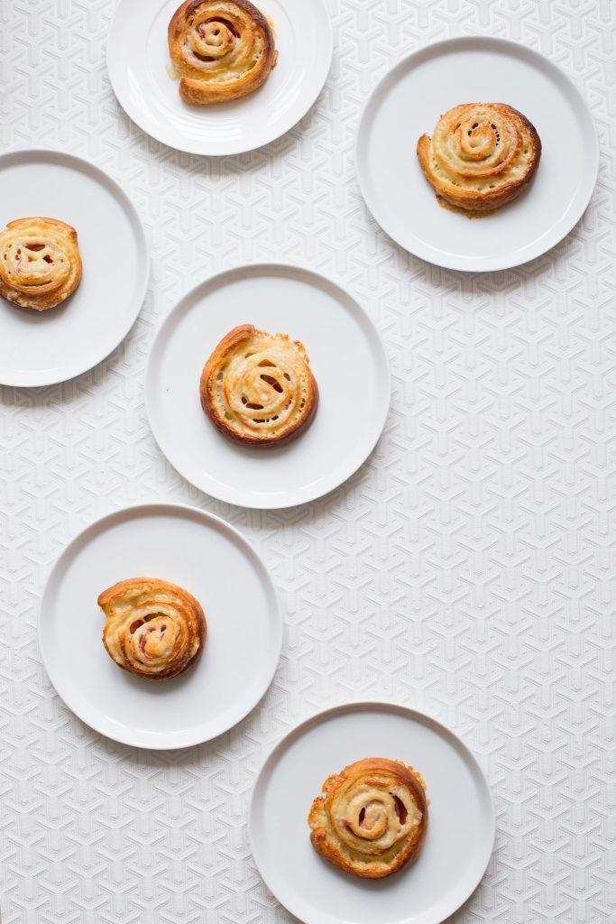 recept voor kaas spiralen
