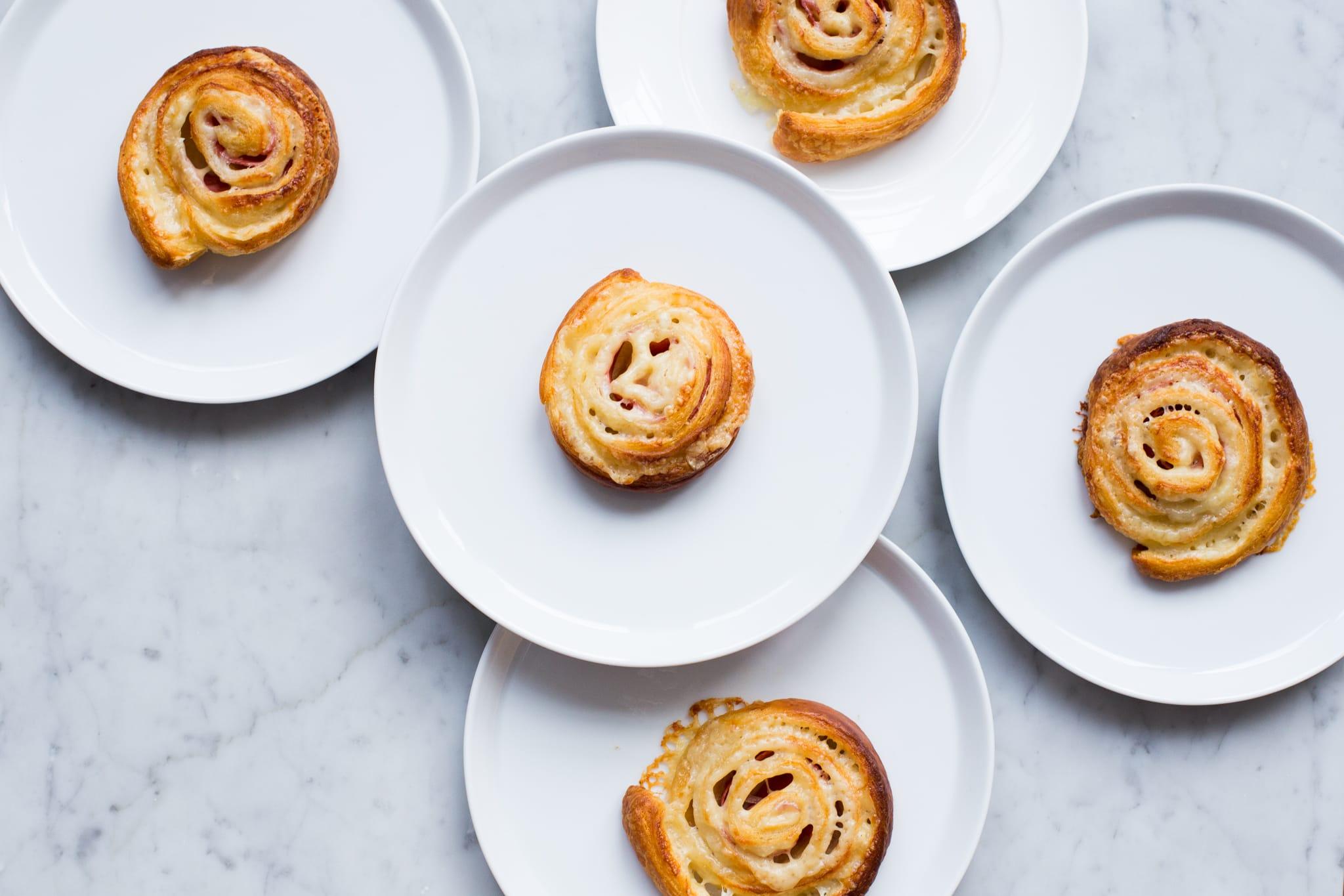 recept voor lekkere kaas spiralen