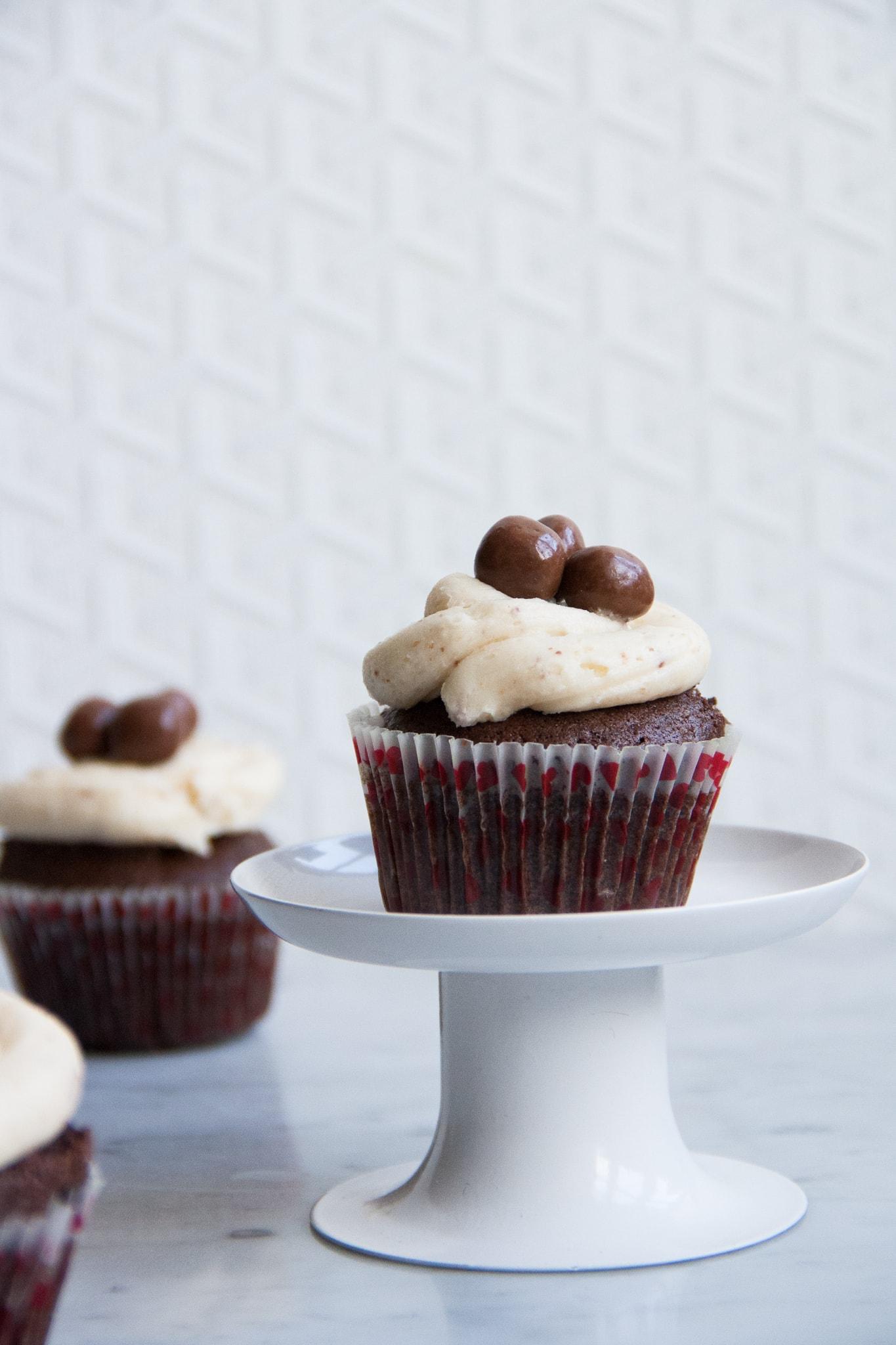 IMG 4163 - Recept Chocolade Cupcakes