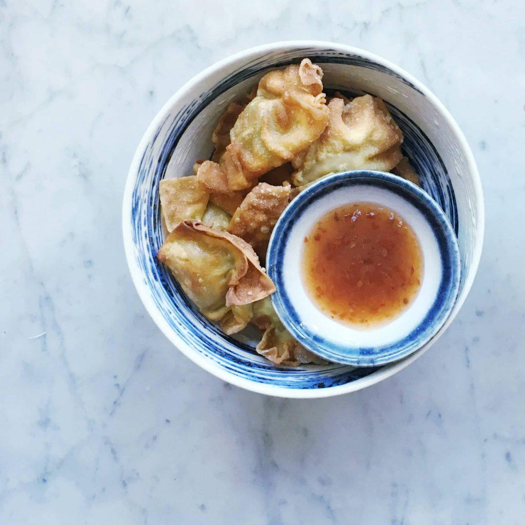 Recept Pangsit - Indonesische snack