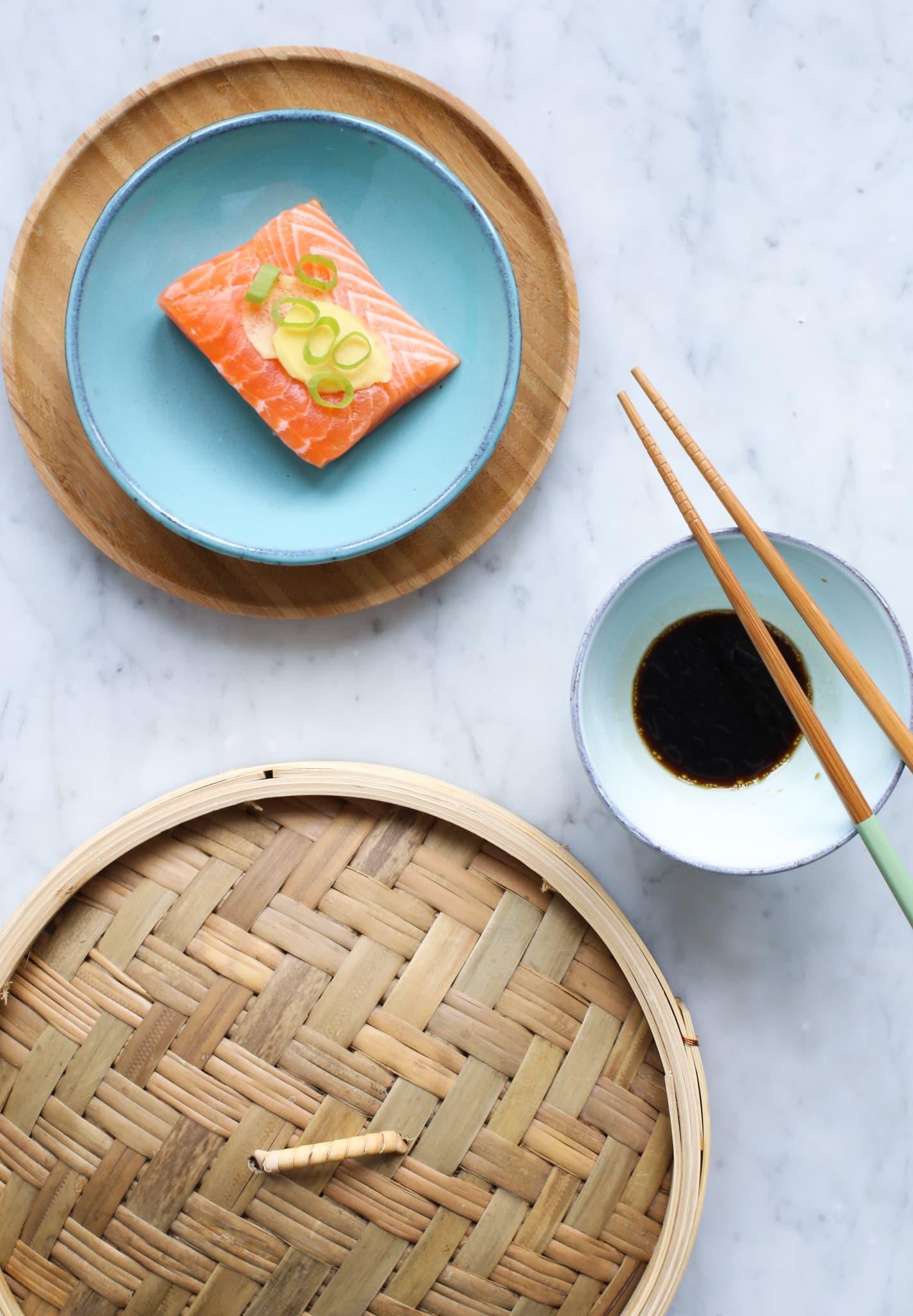 recept teriyaki zalm - Tips om makkelijk eten te stomen
