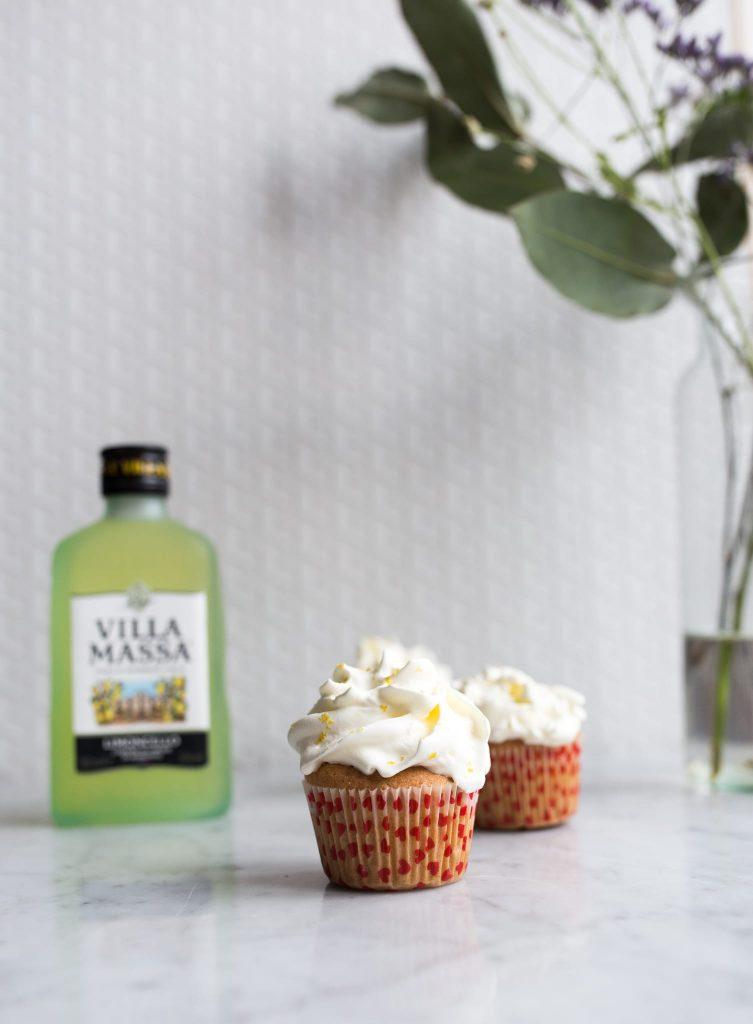 limoncello cupcakes II