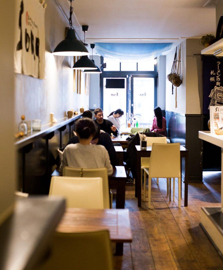 Sapporo Ramen Restaurant Sora