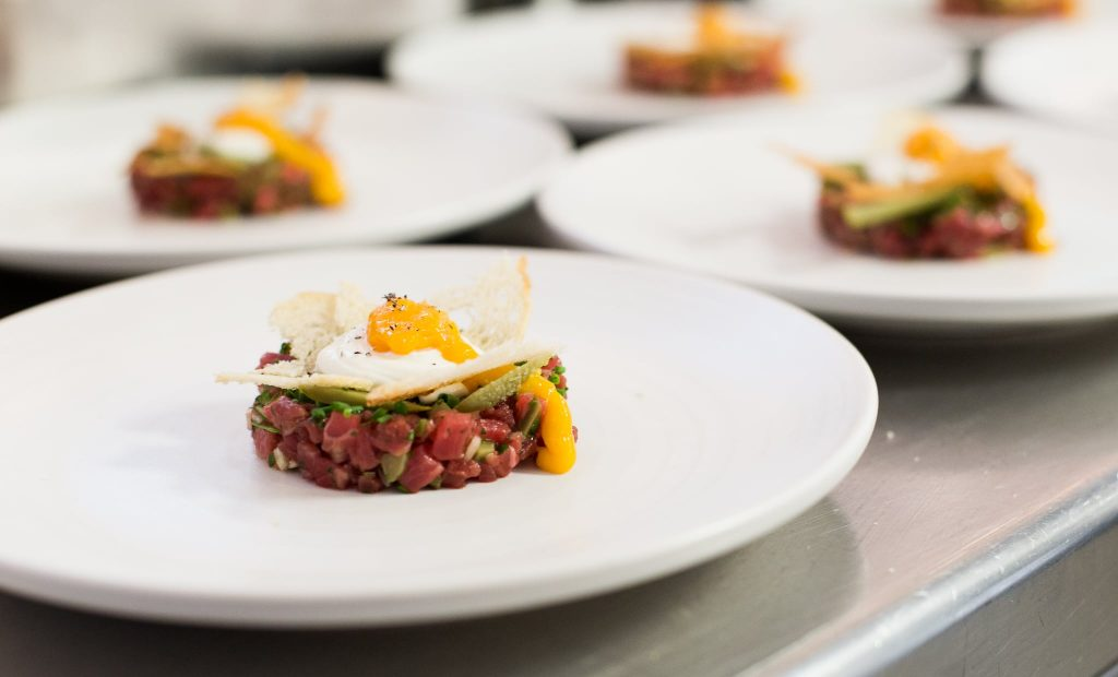 steak tartare hoofdstad Brasserie