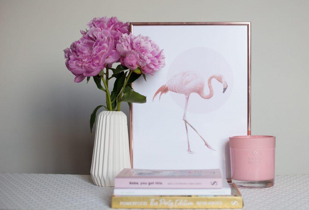 desenio flamingo