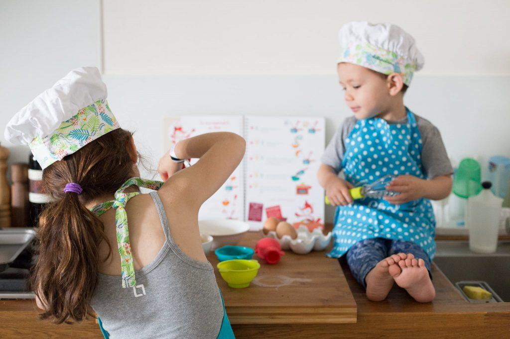 Lilliputiens 2 1024x682 - Lilliputiens Little Chef + Recept Chocoladetaartjes