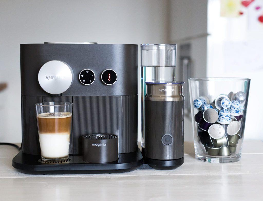 Nespresso Expert 2 1024x781 - review - Magimix Nespresso apparaat