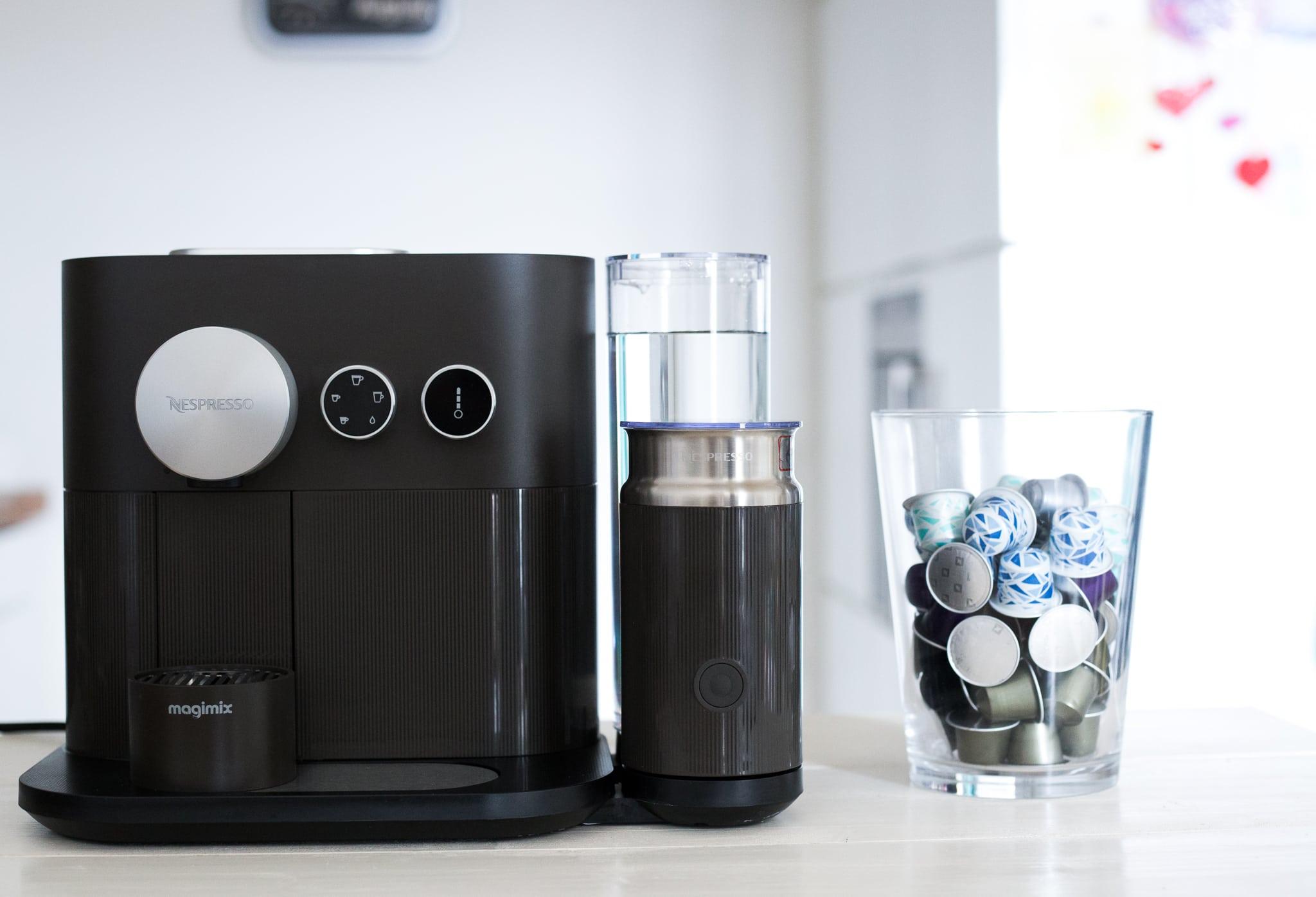 Nespresso Expert - review - Magimix Nespresso apparaat