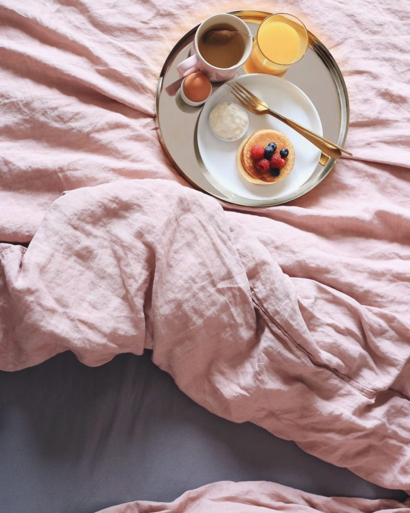 culinessa breakfast pink