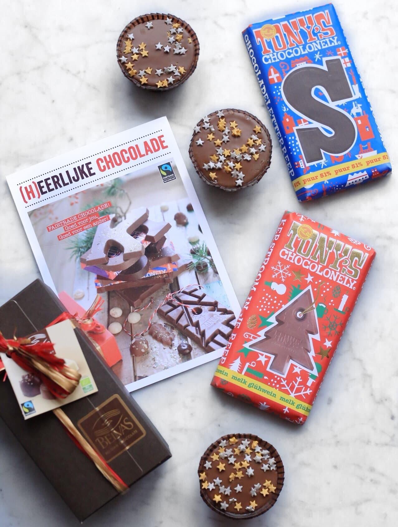 image 9 - WIN! een pakket met Fairtrade chocolade voor de feestdagen