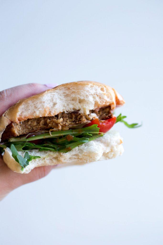 vegetarische burger culinessa