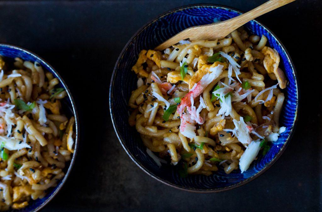 japanse noedels culinessa 2 1024x675 - Recept Japanse noedels met krab