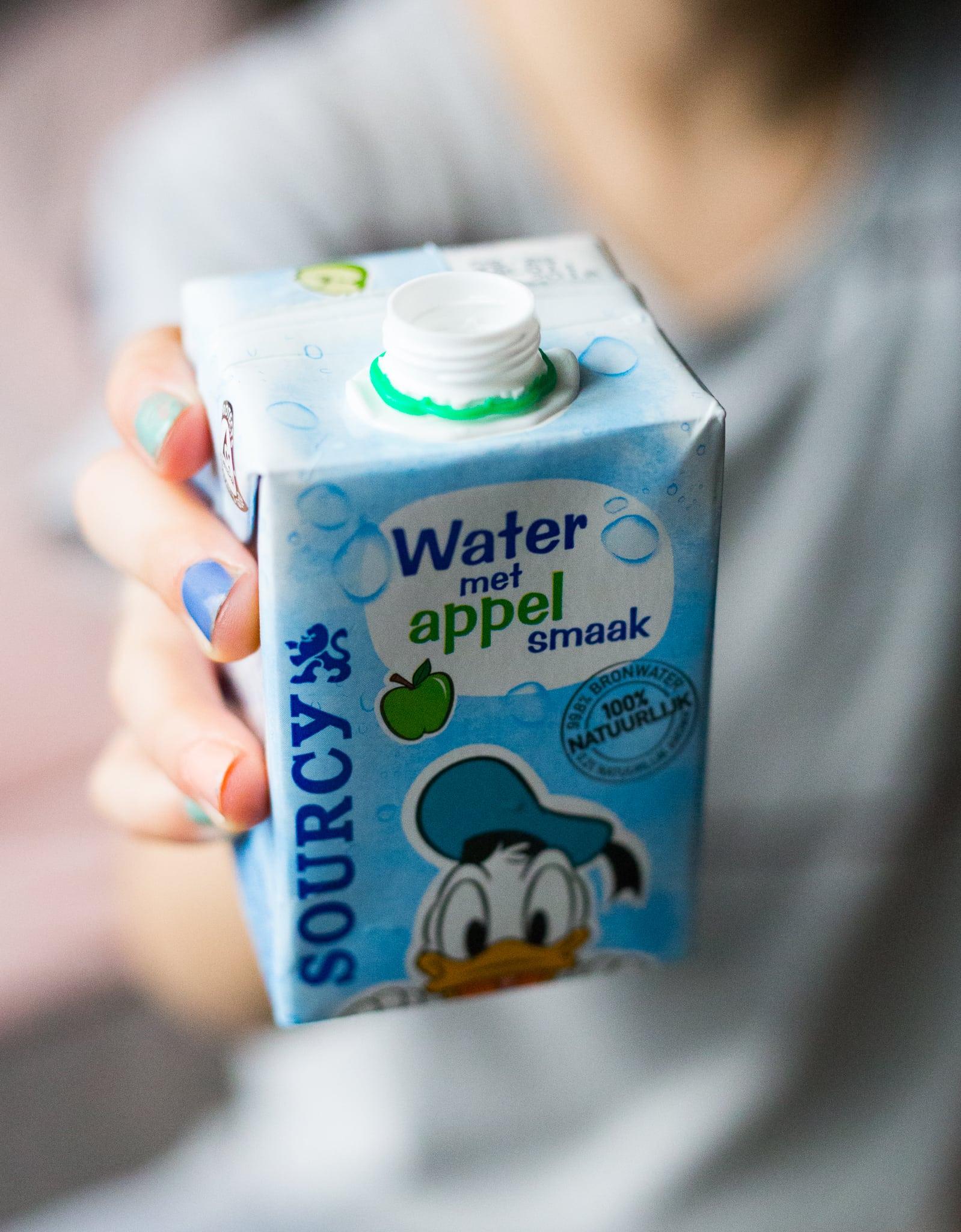 sourcy water met fruitsmaakje 1 - Tip! Water met een fruitsmaakje van Sourcy