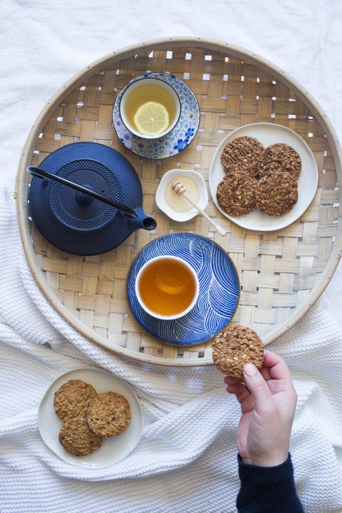 Verkade granola koekjes x Culinessa 4 683x1024 - Verkade heeft iets nieuws - Granola koekjes
