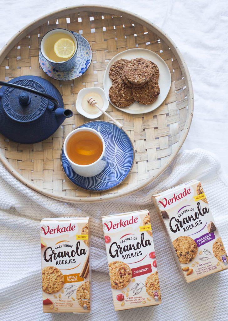 Verkade granola koekjes x Culinessa 5 728x1024 - Verkade heeft iets nieuws - Granola koekjes