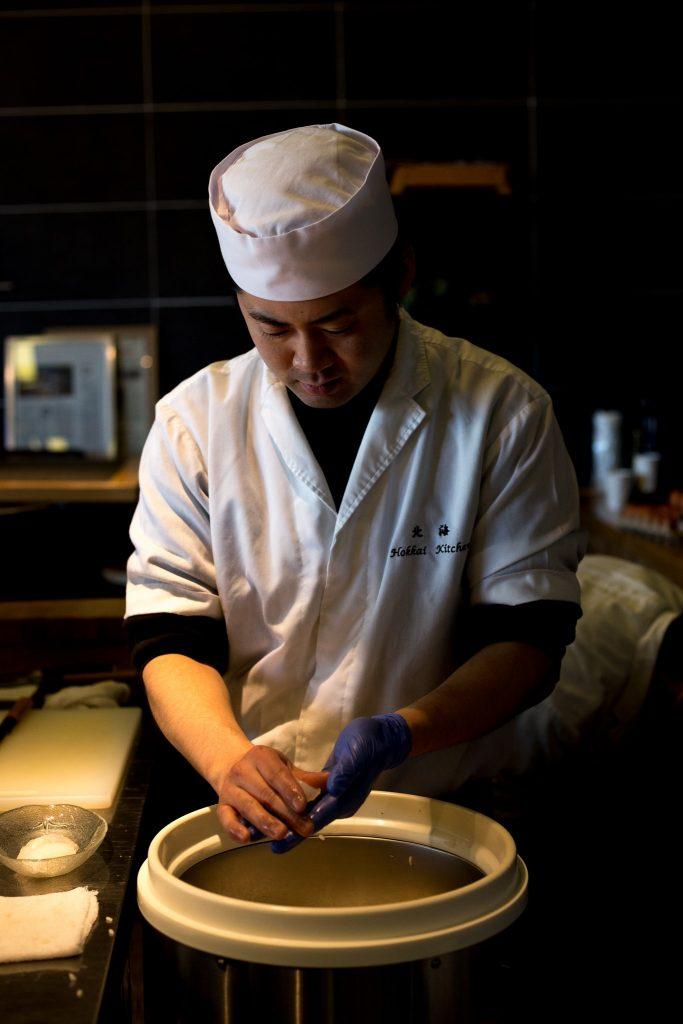 hokkai kitchen x culinessa 4 683x1024 - Culinessa visits Hokkai Kitchen IJmuiden