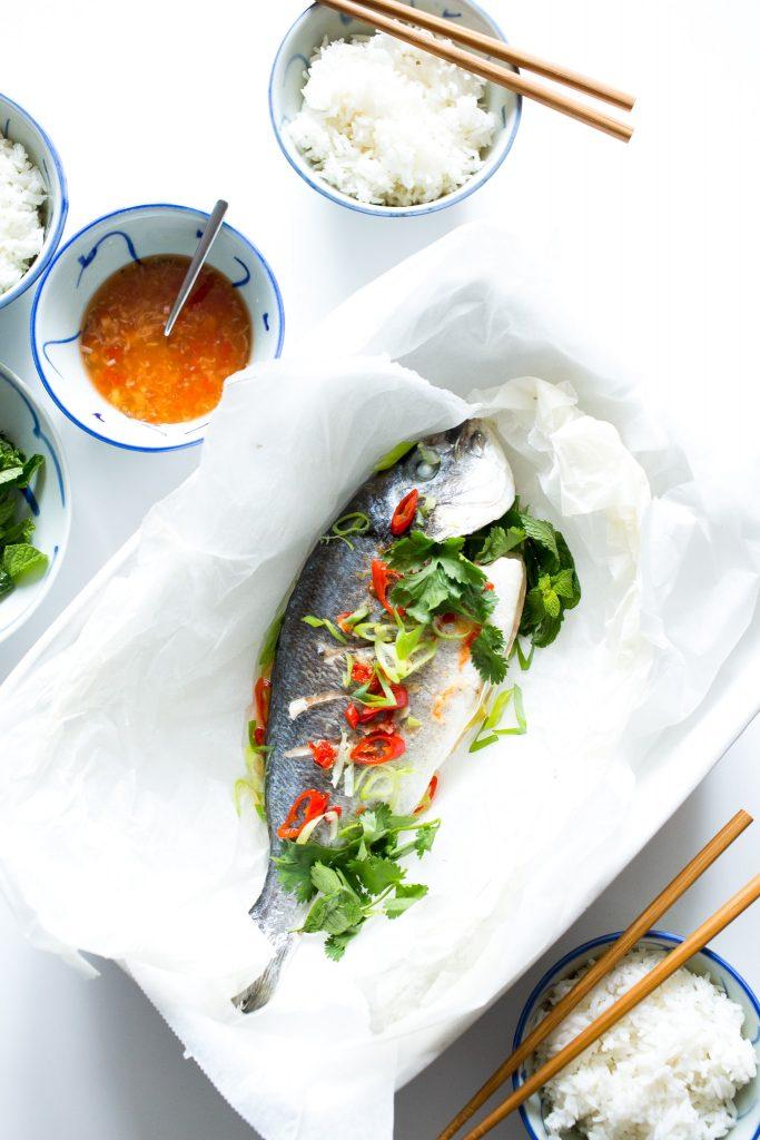 gestoomde vis vietnamees 1 3 683x1024 - Recept gestoomde vis op zn Vietnamees