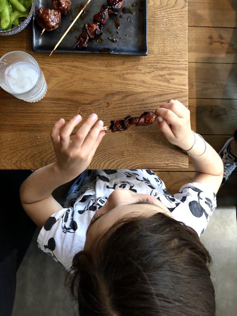 IMG 2806 768x1024 - Culinessa visits - Restaurant Taka Japanese Kitchen Amsterdam West