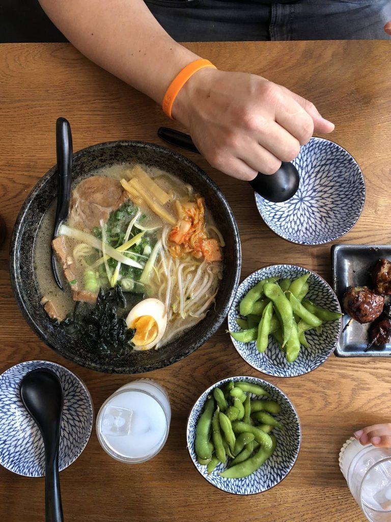 IMG 2808 e1525723409451 768x1024 - Culinessa visits - Restaurant Taka Japanese Kitchen Amsterdam West