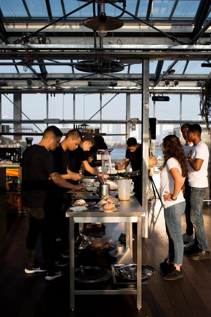 dennis huwae 7 683x1024 - Culinessa tips: Restaurant Daalder / Dennis Huwae