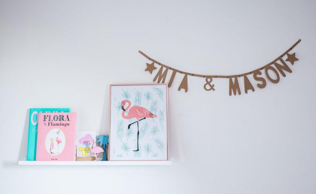 kidsroom 1 3 1024x630 - Culinessa lifestyle: een kijkje in de nieuwe kinderkamer