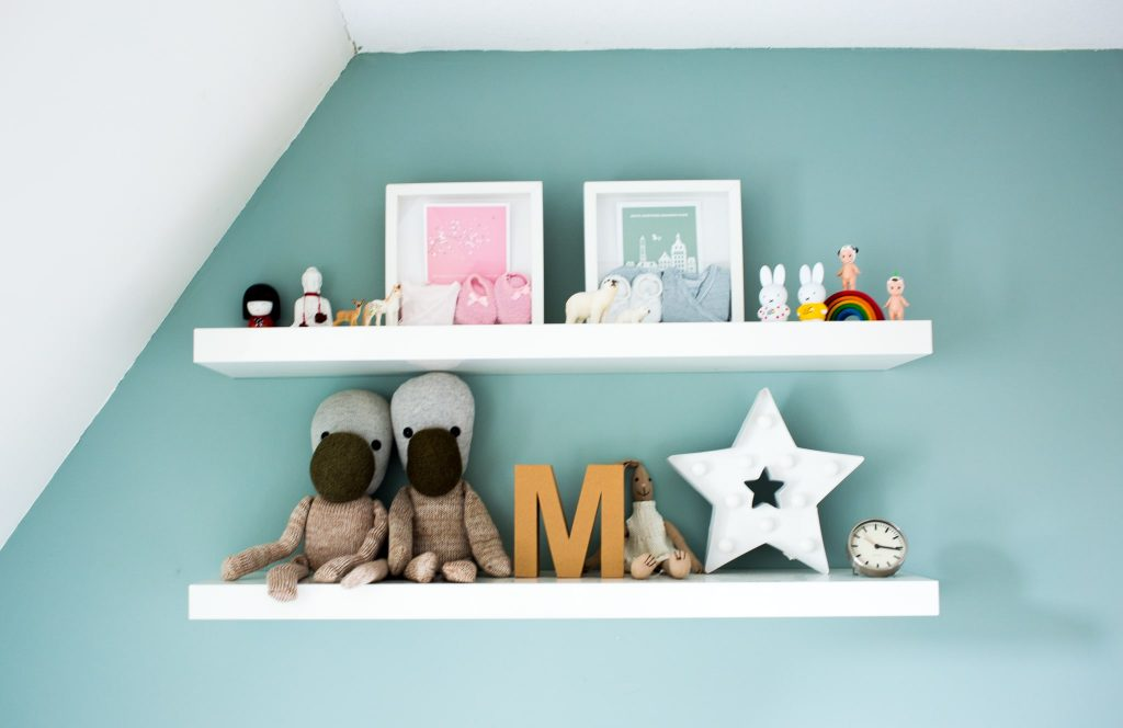 kidsroom 1 5 1024x664 - Culinessa lifestyle: een kijkje in de nieuwe kinderkamer