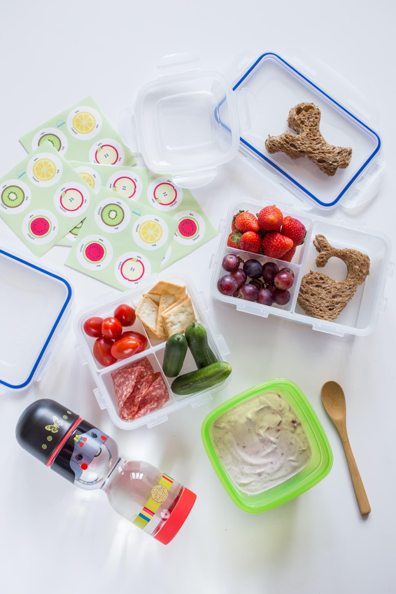 culinessa LocknLock 2 1 - Lunch inspiratie voor school