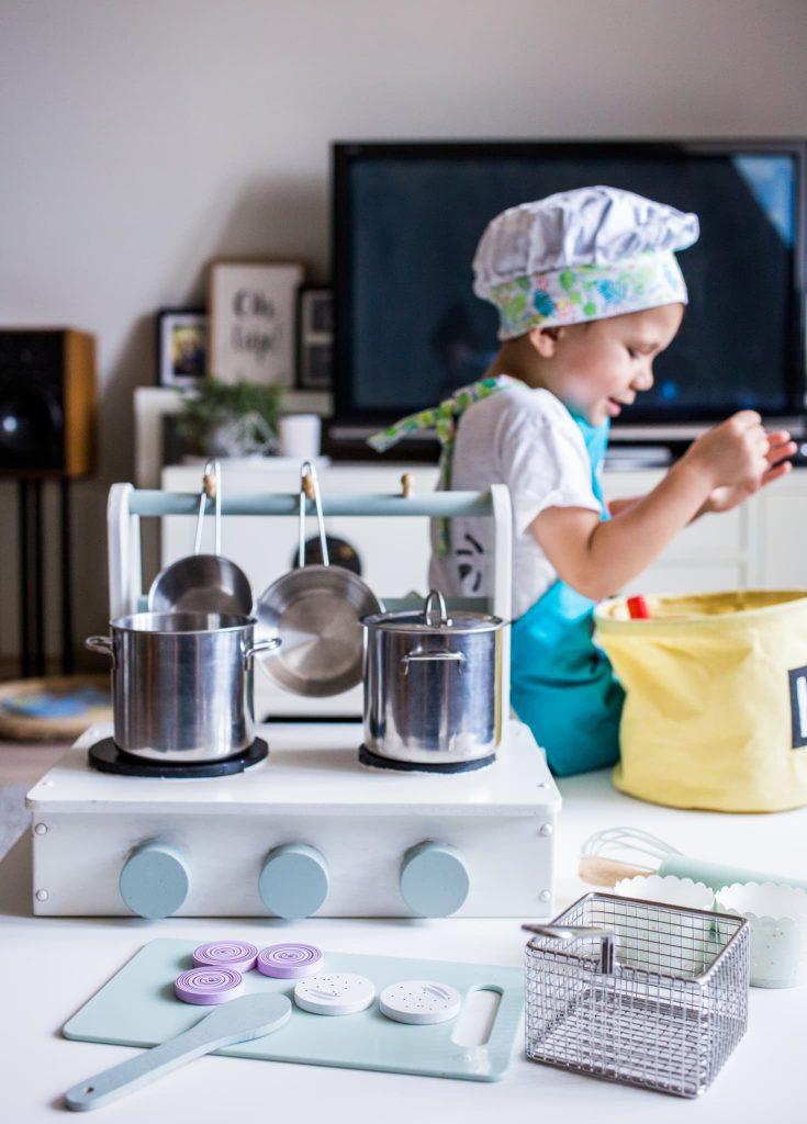 diy kinder keuken