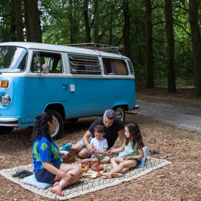 Culinessa travels: toeren met een Volkswagen bus