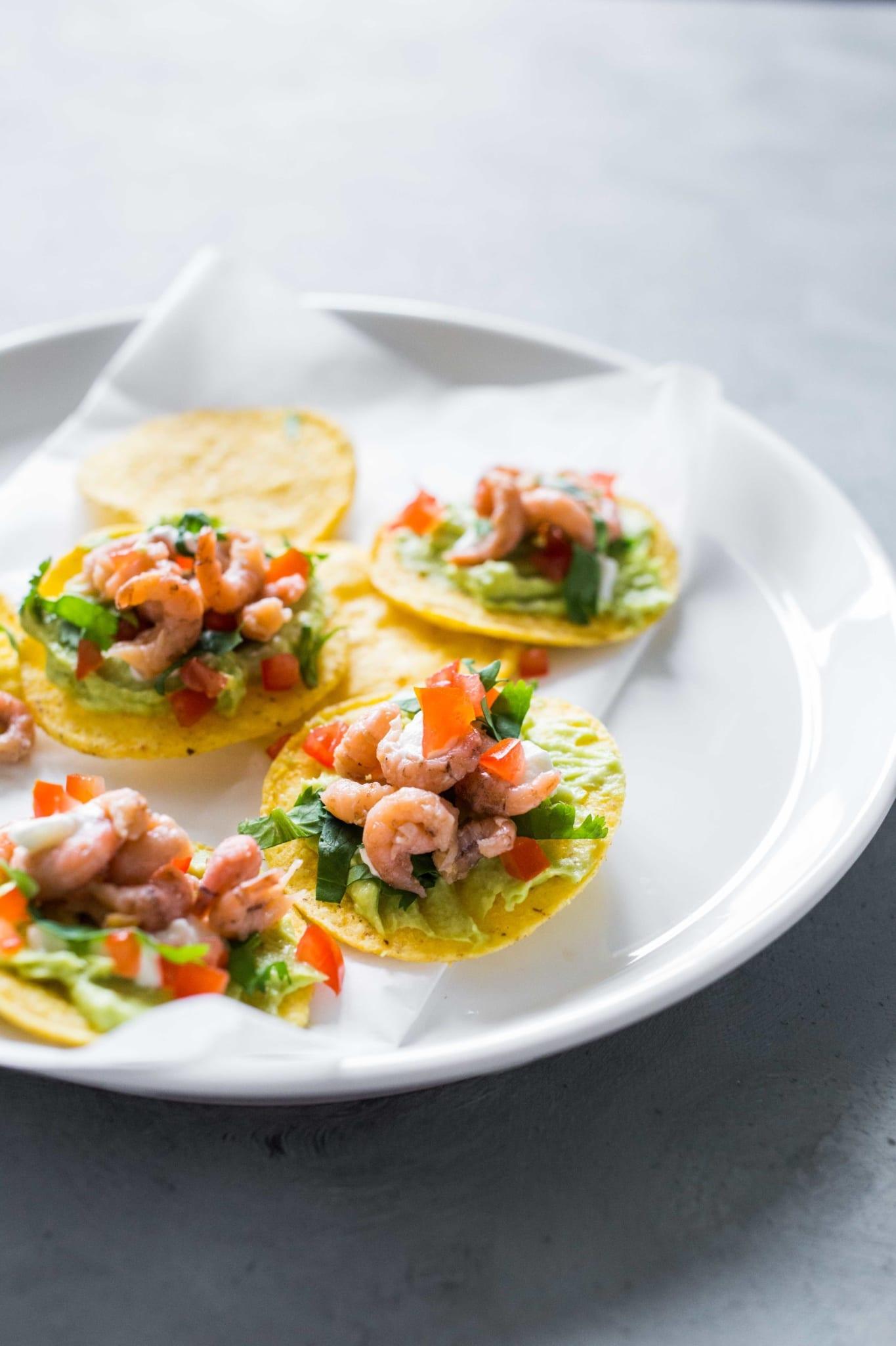 hollandse garnalen culinessa 2 - Recept nacho's met Hollandse garnalen