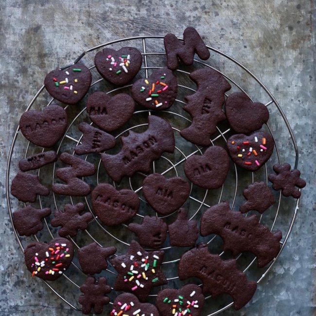 Recept koekjes bakken