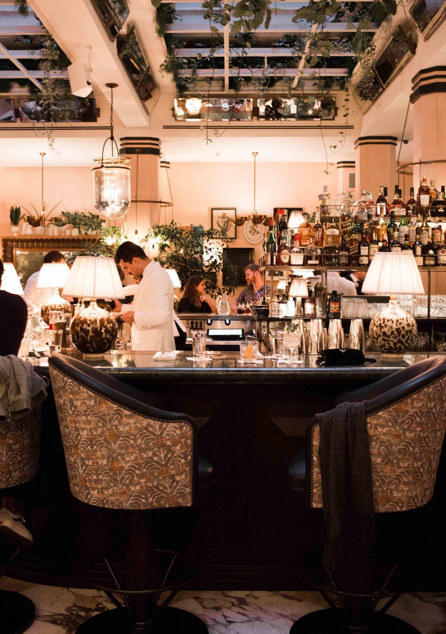 cecconis culinessa 1 2 - Culinessa tips: Restaurant Cecconi's Amsterdam
