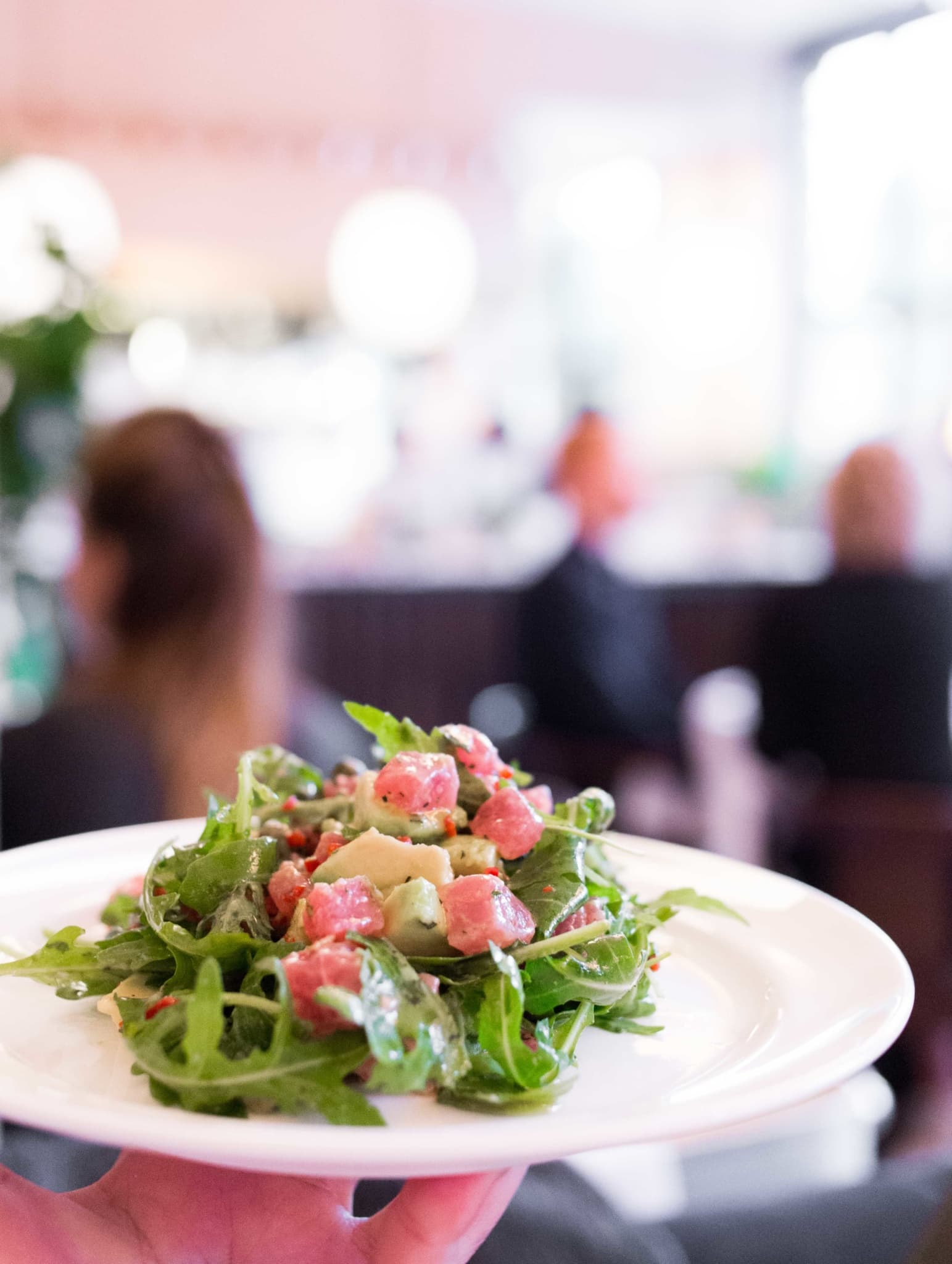 cecconis culinessa 1 3 - Culinessa tips: Restaurant Cecconi's Amsterdam