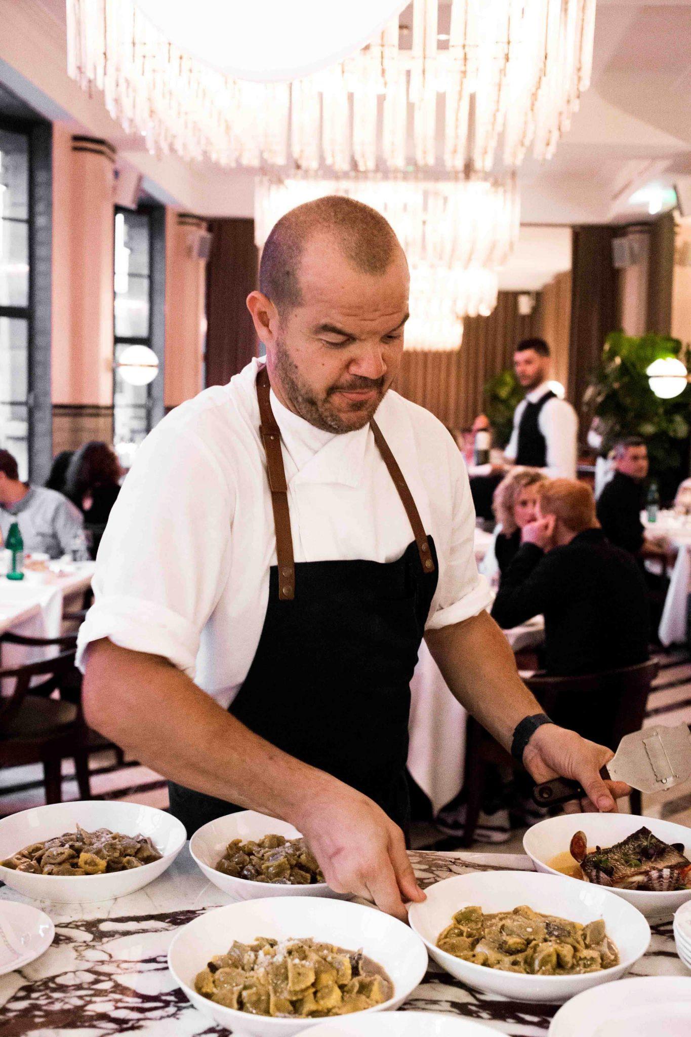 cecconis culinessa 1 - Culinessa tips: Restaurant Cecconi's Amsterdam