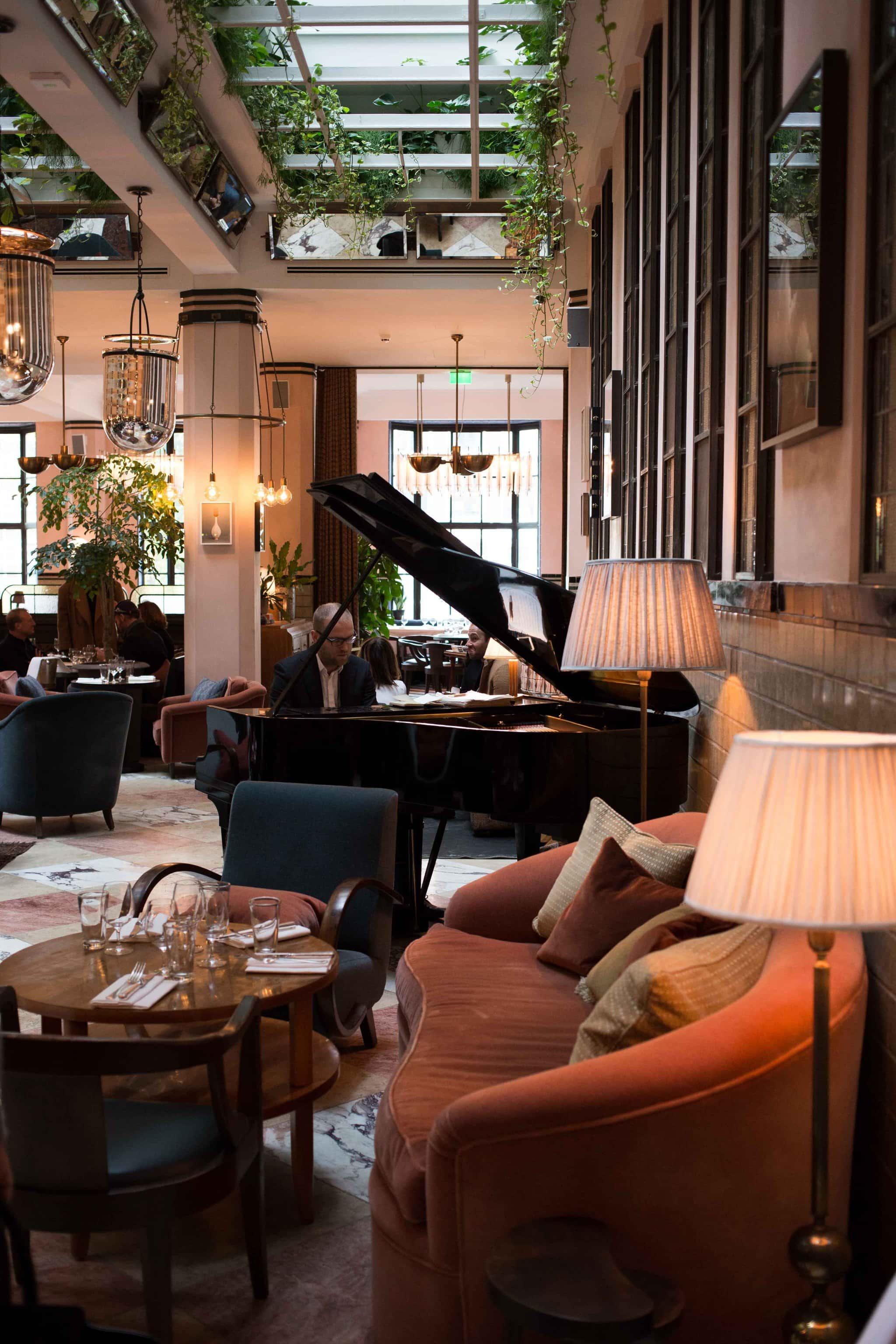 cecconis amsterdam 1 - Culinessa tips: Restaurant Cecconi's Amsterdam