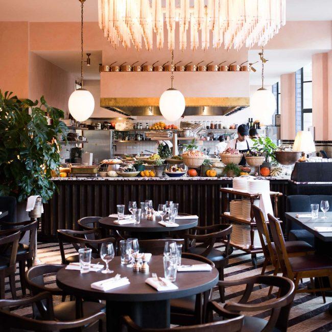 Culinessa tips: Restaurant Cecconi's Amsterdam