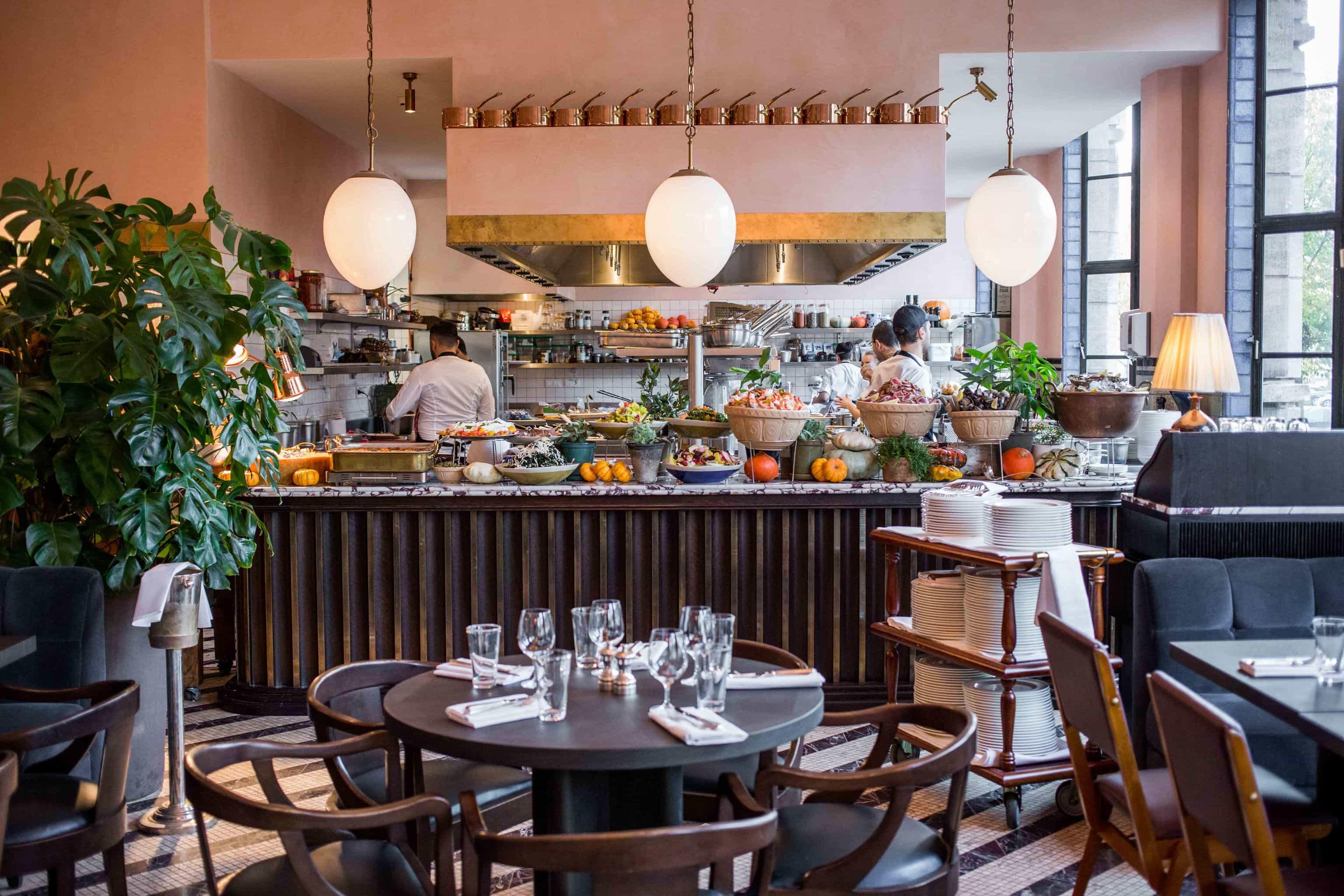 cecconis amsterdam 3 - Culinessa tips: Restaurant Cecconi's Amsterdam