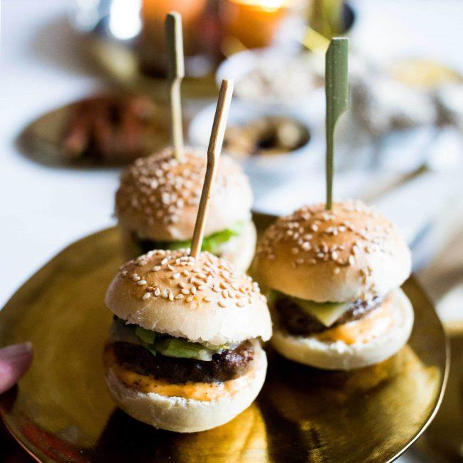 Recept mini hambugers