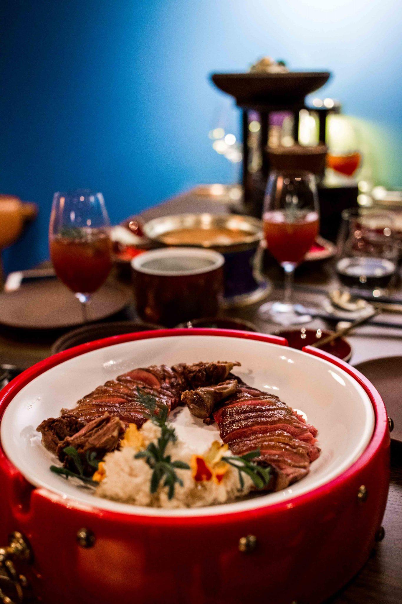 restaurant zheng crispy eend
