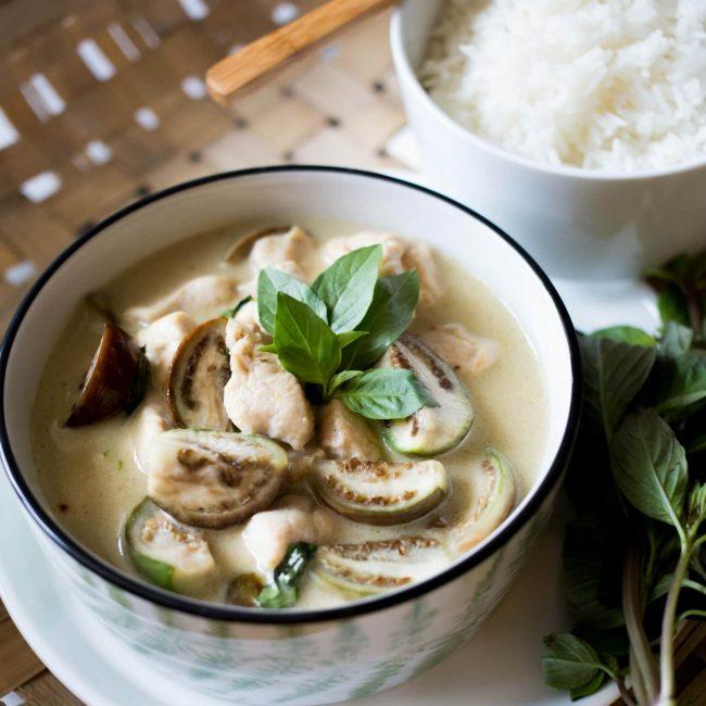 Craving Thai Food