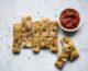 pizza sticks met mexicaanse salsa