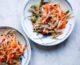 Thaise papaya salade som tam