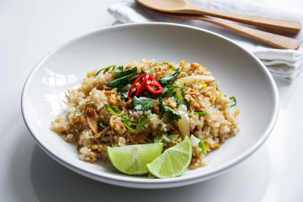 Thaise gebakken rijst Culinessa 1 1024x683 - Recept Thaise gebakken rijst