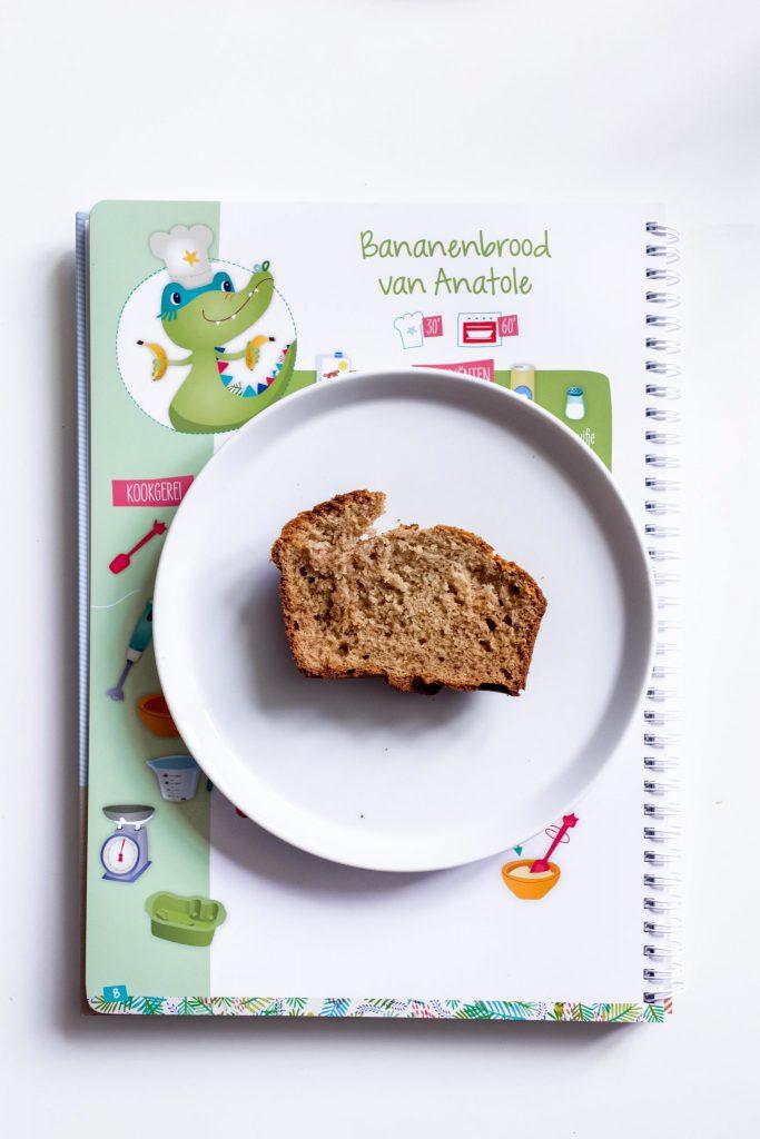 bananenbrood ontbijt 1 2 683x1024 - Bananenbrood voor het ontbijt