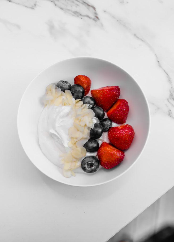 ww ontbijt yoghurt