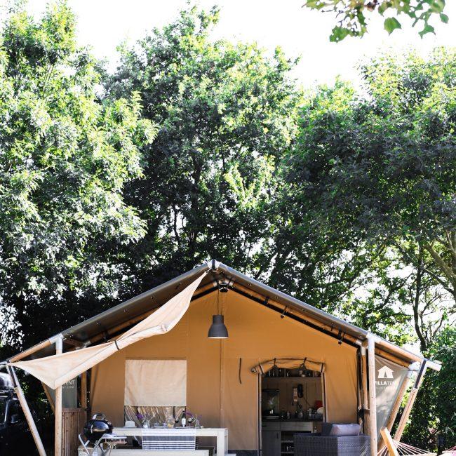 Culinessa Travels: Kamperen in Frankrijk met Villatent
