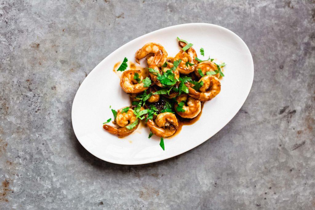 thaise wokgarnalen met knoflook 1 1024x683 - Thaise wok garnalen met knoflook