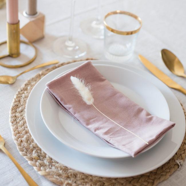 Tips voor een mooi gedekte tafel